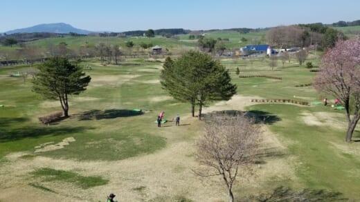大野パークゴルフ場