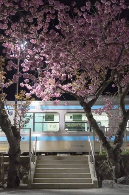 【1席】平内駅